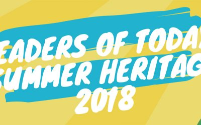 Summer Heritage Program 2018