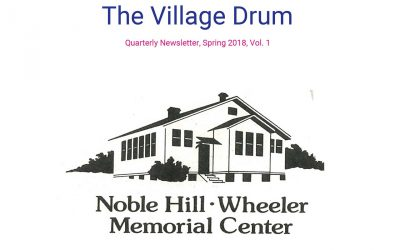 The Village Drum Spring 2018