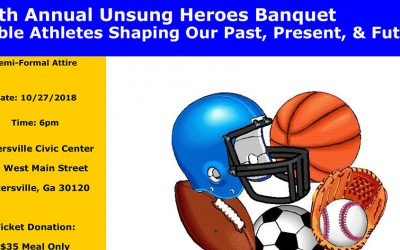 28th Annual Unsung Heroes Banquet