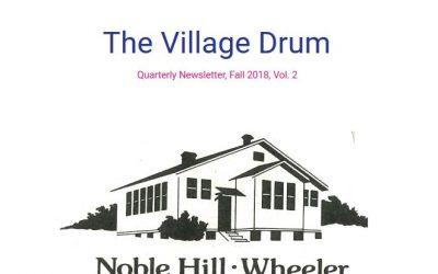 The Village Drum Fall 2018